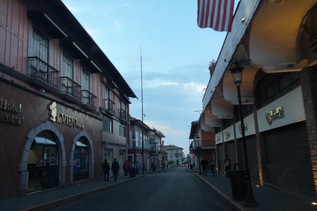 Comercios de Teziutlán en riesgo de quiebra por Covid - 19