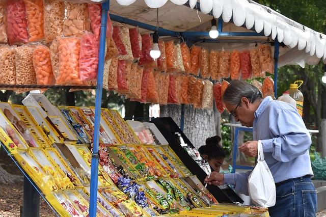 También en Tabasco prohíben vender comida chatarra a niños