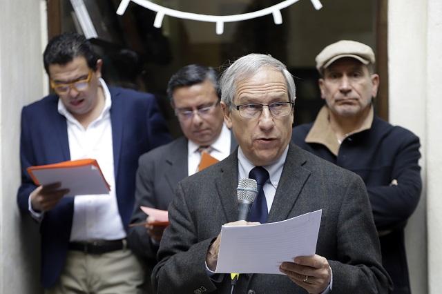 Por ahora, la ley impide ser candidato independiente: Cárdenas