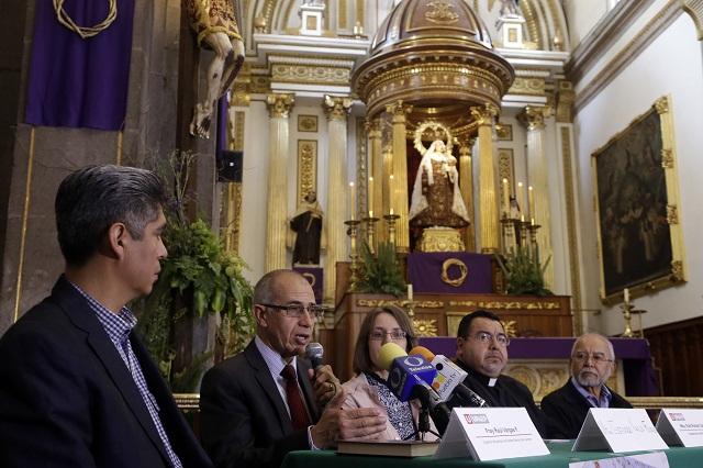 Procesión del Viernes Santo segura pese a secuelas del sismo
