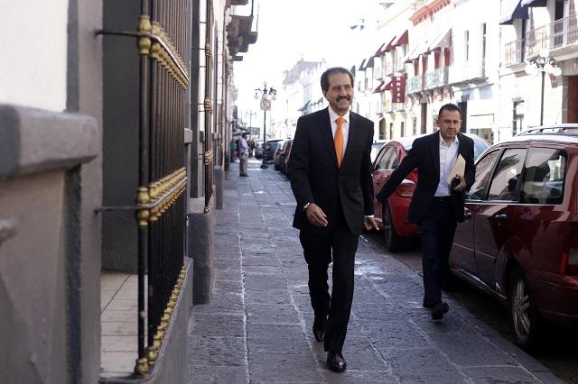 Exigir 3 de 3 a comité ciudadano anticorrupción, plantea Esparza