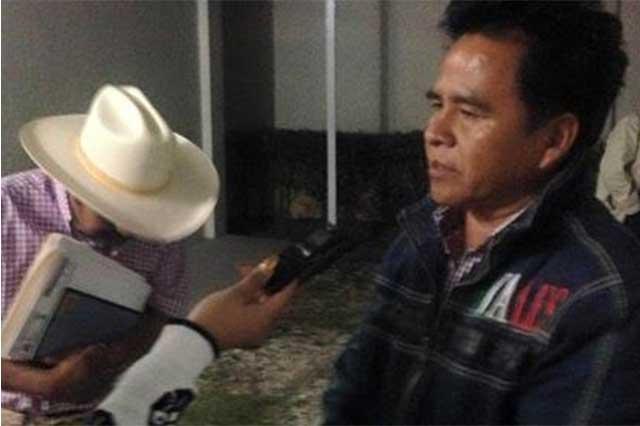 Disparan contra miembros de Comité de Ajalpan, culpan a edil