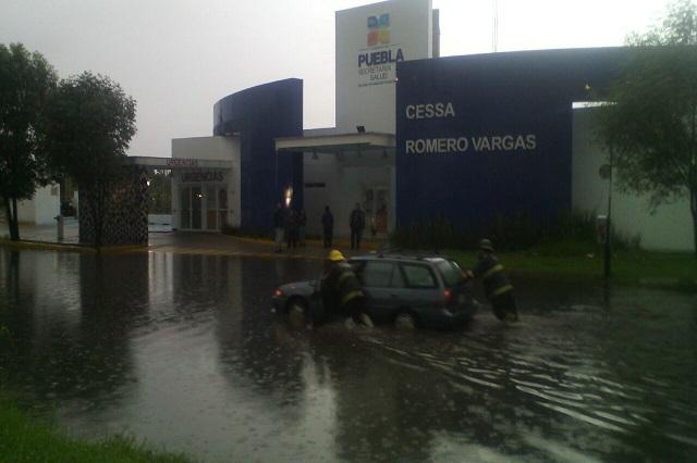 Crean comités en hospitales poblanos ante posibles daños por lluvias