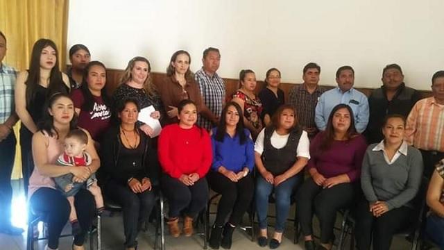 Integran Comité Ciudadano para la Paz en Texmelucan