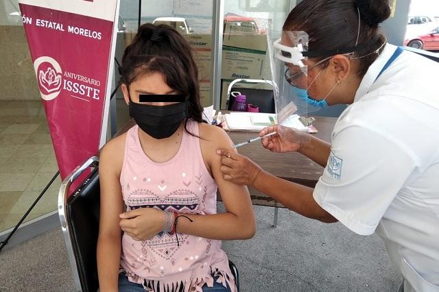¿Cómo detectar a tiempo el sarampión en menores?