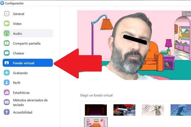 Cómo personalizar el fondo en videollamadas de 'Zoom'