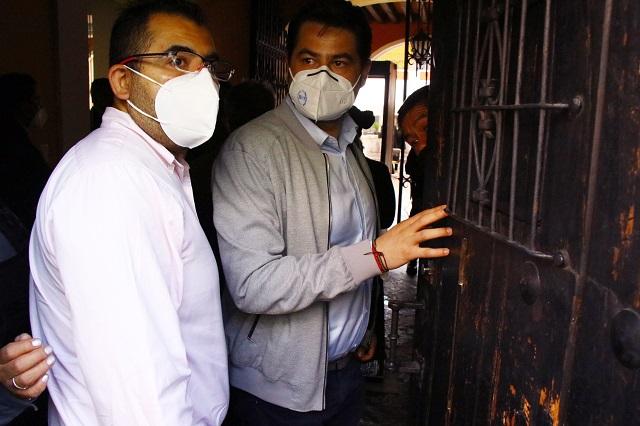 Sólo medio Cabildo de Tehuacán acude a audiencia de destitución