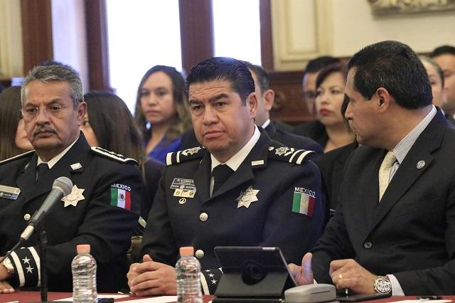 Bajo proceso, mayoría de detenidos, dice  jefe de la policía capitalina