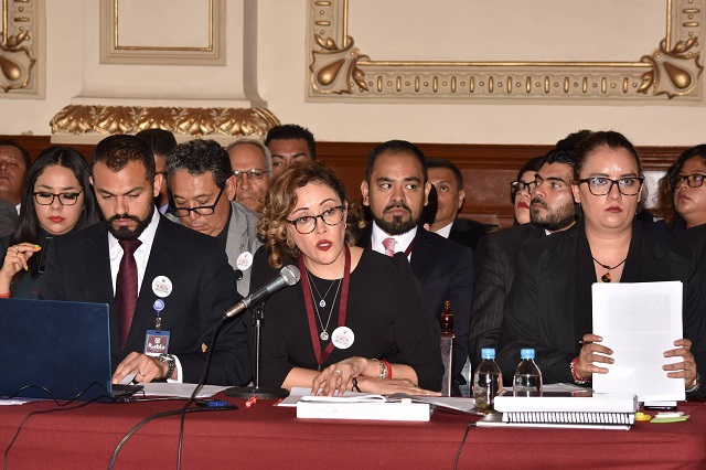 Hallan anomalías en 90% de expedientes que emitió Beatriz Martínez en Desarrollo Urbano