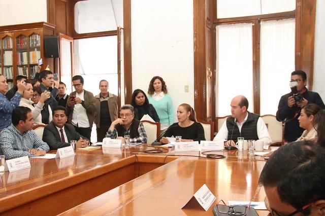 Diputados demandan que Ruiz Esparza aclare gasto de 51 mdp