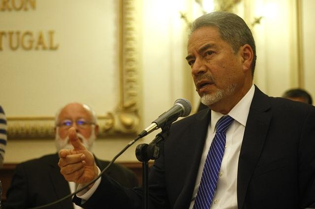 El PRI denuncia a secretario de Administración Municipal