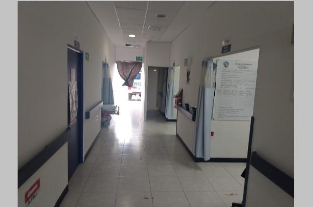 Complejo medico en Atlixco termina su reconversión a Hospital Covid