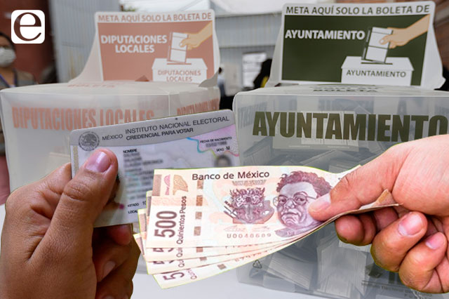 Exhiben compra de votos en Chietla y Acatlán de Osorio