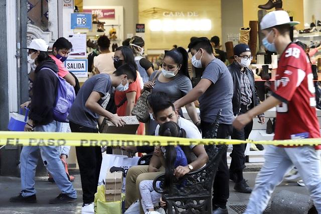 Covid no para en Puebla: 262 nuevos contagios y 22 muertos
