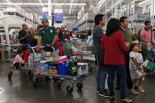 Supermercados en la mira de Profeco por alza en precios
