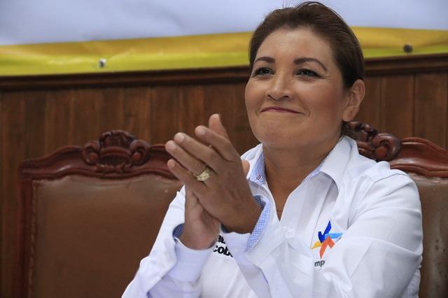 Alaaargan a 15 años dirigencia de Compromiso por Puebla