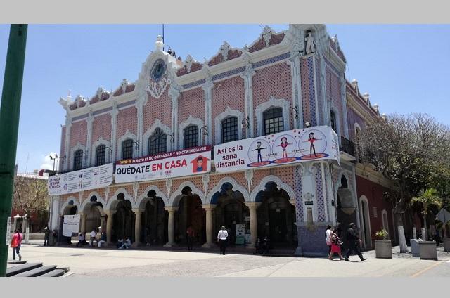 Ayuntamiento de Tehuacán oculta cifras de trabajadores con covid
