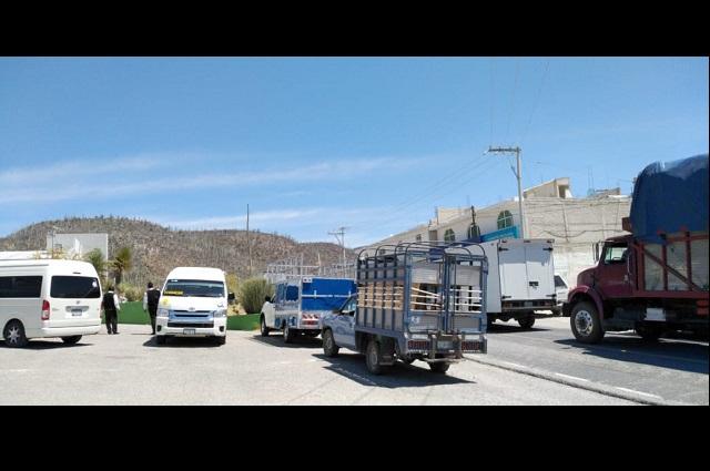 Resurge conflicto territorial entre Zapotitlán y Los Reyes Metzontla