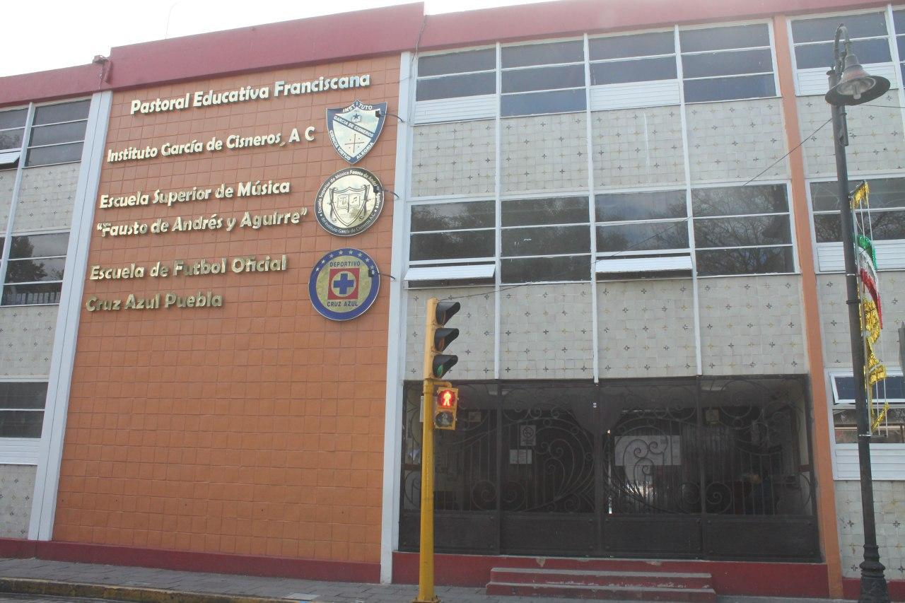 Garantizan seguridad en escuelas de Cholula para reinicio de clases