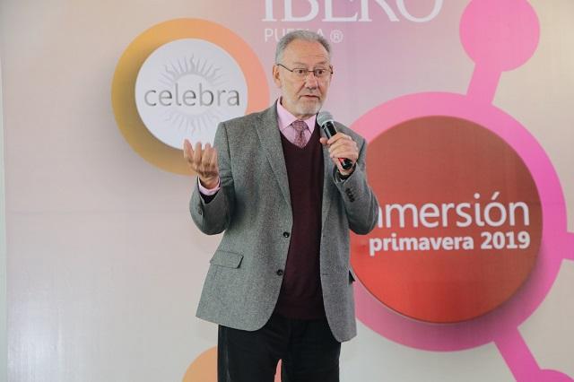 Ibero Puebla recibe a su nueva comunidad universitaria 2019
