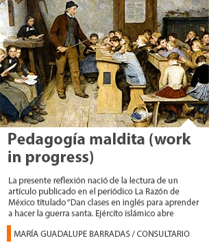 Pedagogía maldita (work in progress)
