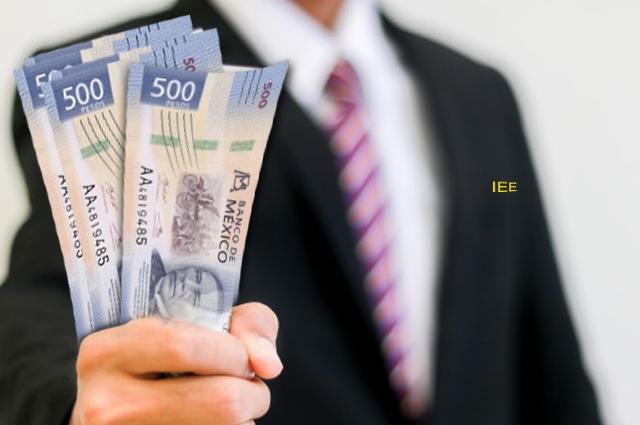 Consejeros del IEE cobraron bono igual a 4 meses de sueldo en 2018