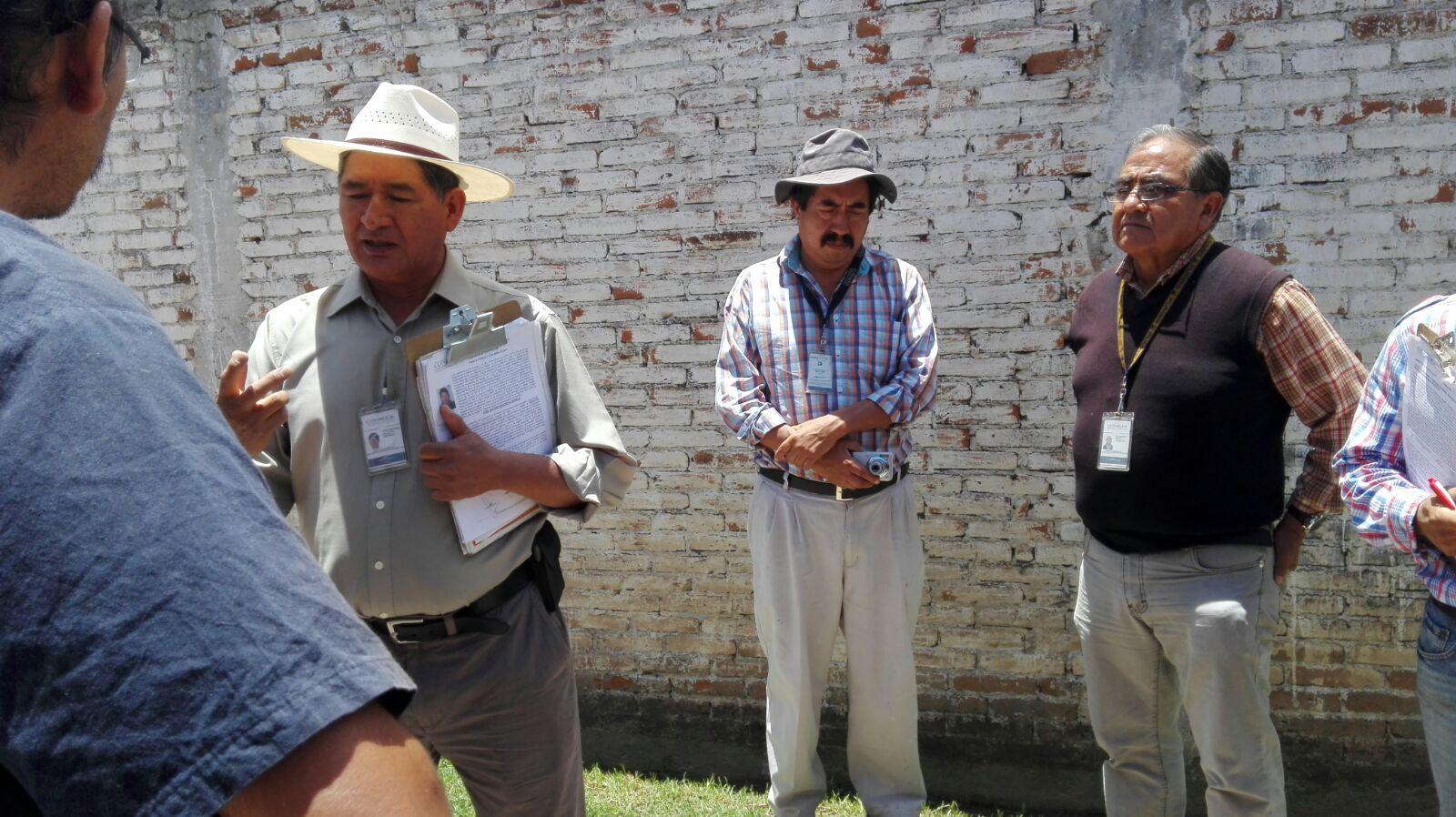 Concesiones Integrales usa a Conagua para intimidar activistas, denuncian