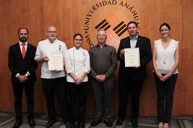 Escuela de Turismo y Gastronomía de Anáhuac, acreditada CONAET