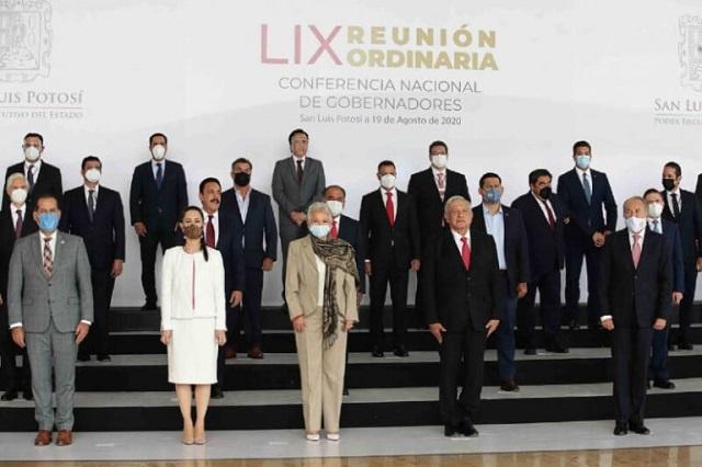Gobernadores de la Alianza deciden hoy si permanecen en la Conago