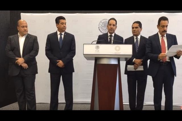 Foto / Fiscalía General de la República