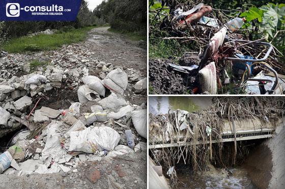 Conagua: 4 de cada 5 cuerpos de agua en Puebla, en semáforo rojo por contaminación