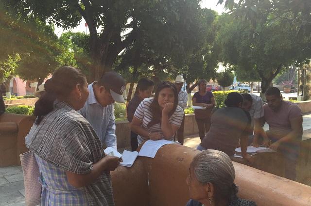 Inicia segunda etapa de reconstrucción por 19s en Huaquechula