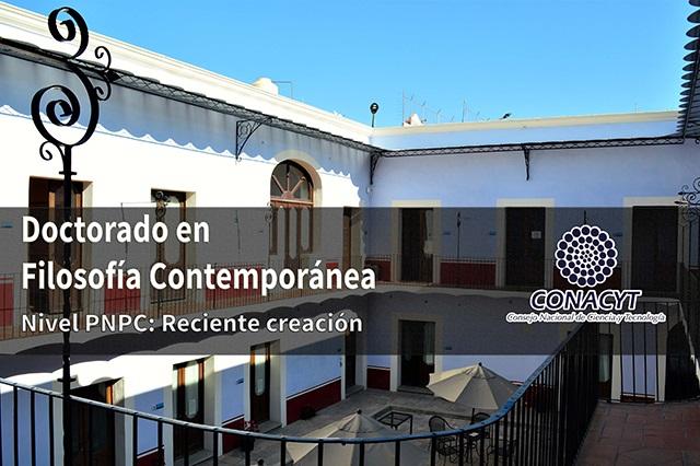 Abren registro para el Doctorado en Filosofía Contemporánea de la BUAP