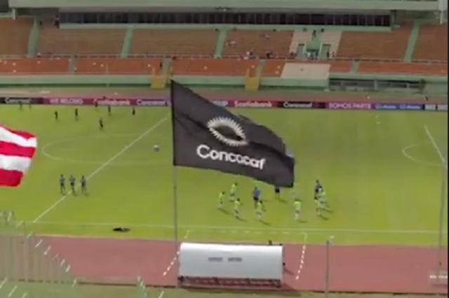 Foto: Captura de pantalla de Twitter / @Concacaf