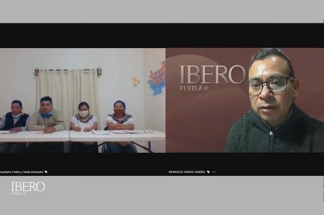 En la IBERO, conversatorio sobre derecho a la consulta indígena