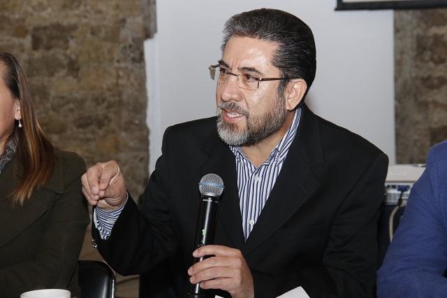 Dejo Ocoyucan con gobernabilidad y paz, afirma Rodolfo Huerta