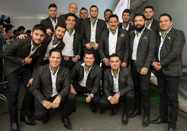 El Recodo, Pepe Aguilar, Banda MS y más abarrotan el Estadio Azteca