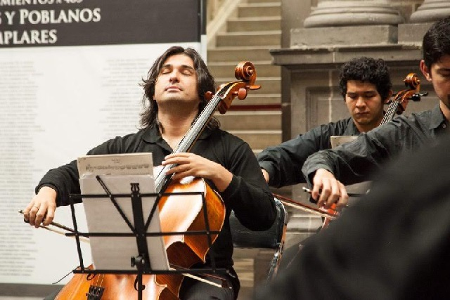 Clausuran Cfest con concierto del Ensemble de Violonchelos