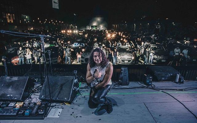 Railrod se presentó en la Arena Ciudad de México