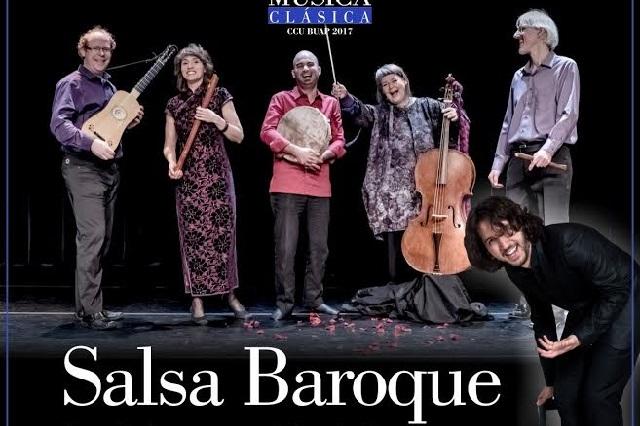 Concierto de Ensemble Caprice y el contratenor Leandro Marziotte