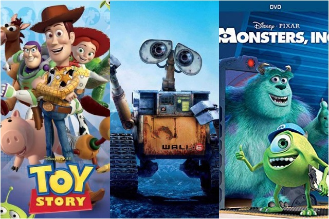 Ofrecerán concierto con los temas de las películas de Pixar
