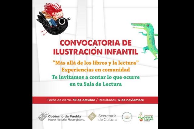 Promueve Secretaría de Cultura concurso de ilustración infantil