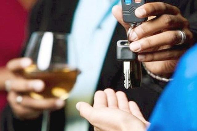 Establecimientos pondrán conductor designado a clientes alcoholizados