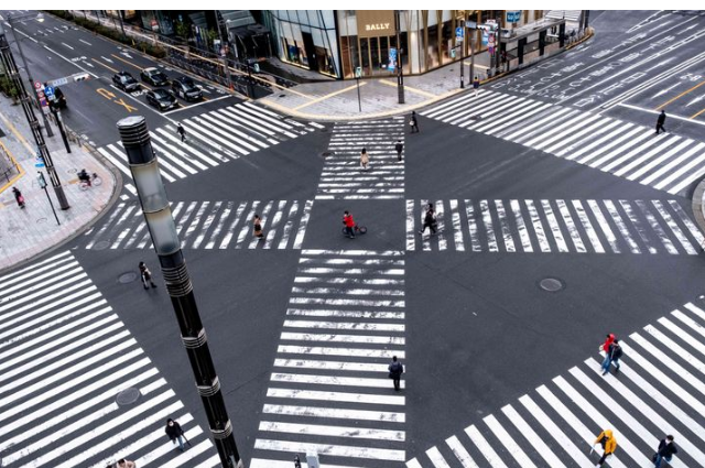 Japón extiende confinamiento por variante delta