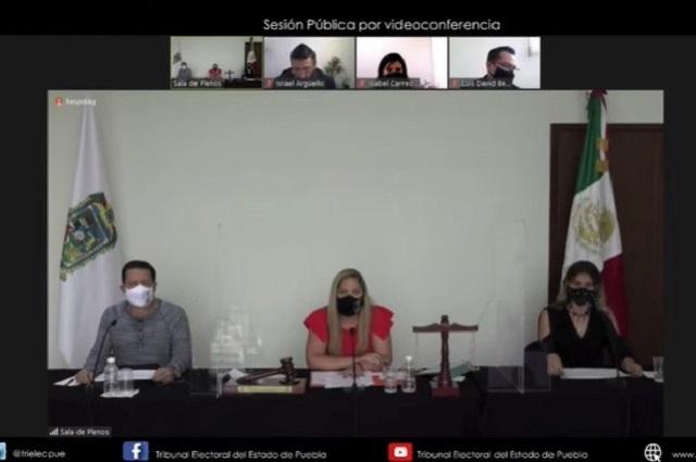 Confirma tribunal candidaturas en Francisco Z. Mena y Coronango