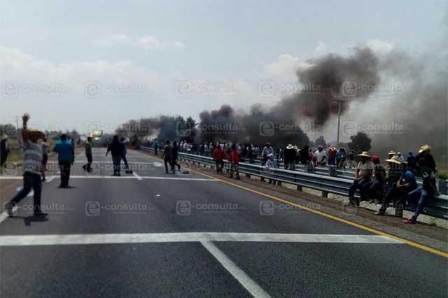 Por conflicto en Palmarito 7 muertos y cierre de carretera