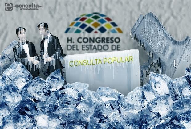 Congela Congreso las uniones gay, plebiscito y fin de la Ley Bala