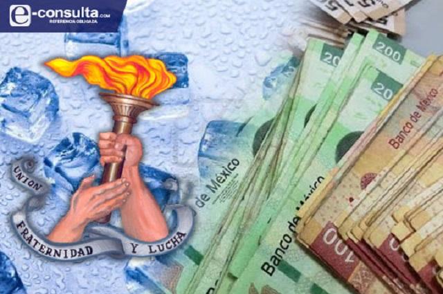 Congelan cuentas a Antorcha en Puebla por dinero ilegal