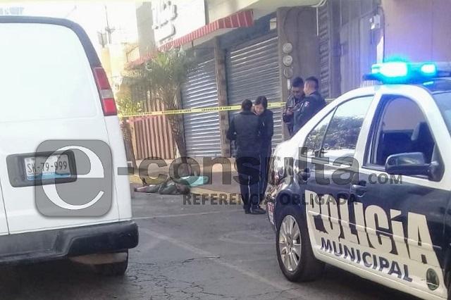 Fallece hombre por congestión etílica en Anzures; traía credencial del SNTE