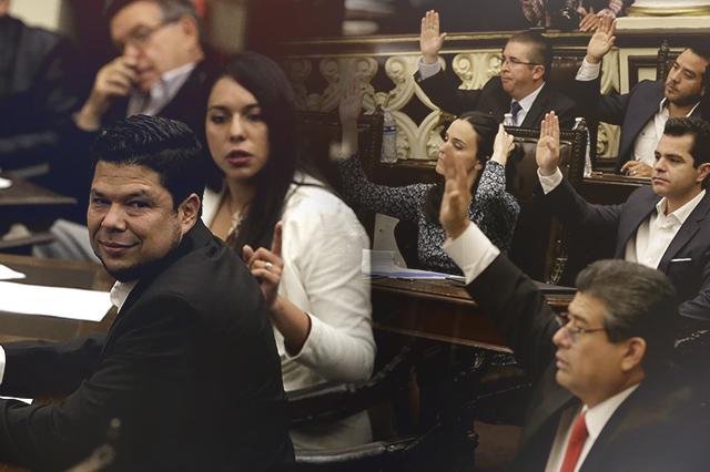 Chocan Morena y opositores por comisión que evaluará elección